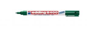 Permanentní popisovač Edding CD/DVD/BD 8400 - 0,5-1 mm, zelený