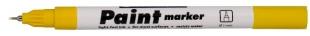 Lakový popisovač Centropen Paint Marker 9211 - 0,7 mm, žlutý