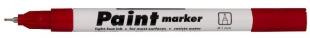 Lakový popisovač Centropen Paint Marker 9211 - 0,7 mm, červený