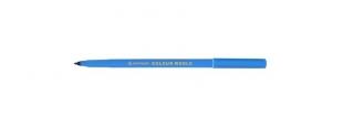 Barevný popisovač Centropen Colour World 7550 - 1 mm, modrý