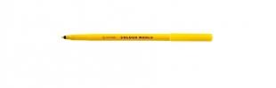 Barevný popisovač Centropen Colour World 7550 - 1 mm, žlutý