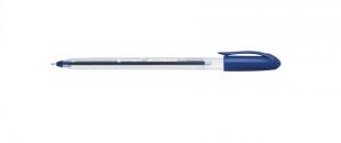Jednorázové kuličkové pero Centropen Slideball 2215 - jehlový hrot, 0,3 mm, modrý