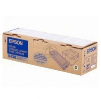 Epson originální toner C13S050438, black, 3500str., return, Epson AcuLaser M2000D, 2000DN, 2000DT, 2000DTN