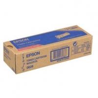 Epson originální toner C13S050628, magenta, 2500str., Epson Aculaser C2900N