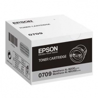 Epson originální toner C13S050709, black, 2500str., Epson AcuLaser M200, MX200
