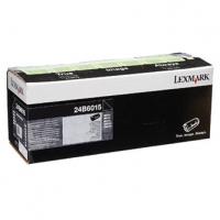 Lexmark originální toner 24B6015, black, 35000str., return, Lexmark M5155, M5170, XM5163, XM5170