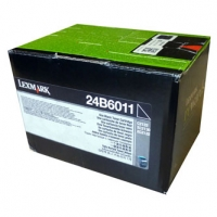 Lexmark originální toner 24B6011, black, 6000str., 24B6011, high capacity, Lexmark C 2132