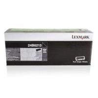 Lexmark originální toner 24B6213, black, 10000str., return, Lexmark M1140, XM1140