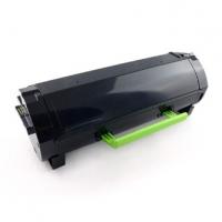 Lexmark originální toner 50F2U0E, black, 20000str., 502U, return, ultra high capacity, Lexmark MS510DN, 610DE, 610DN, 610DTE