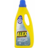 Bezbarvá leštěnka Alex - lino a dlažba, 750 ml