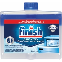 Čistící prostředek do myčky Finish Dual Action - regular, 250 ml