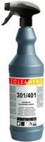 Neutralizátor pachů Cleamen 301/401 - s rozprašovačem, sanitární, 1 l