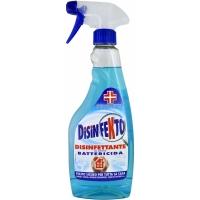 Čistící a dezinfekční prostředek Disinfekto - s rozprašovačem, s vůní, 500 ml