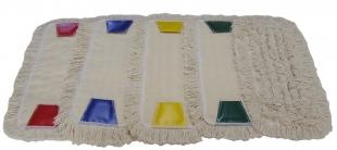 Jazykový mop Flipper 50 cm - bavlna