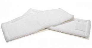 Jazykový mop Soft 40 cm - mikrovlákno, bílý