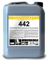Prostředek pro strojní mytí podlah Cleamen 442 - kyselý, 5 l