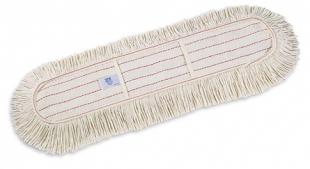 Zametací mop 100 cm - s kapsami, bavlna