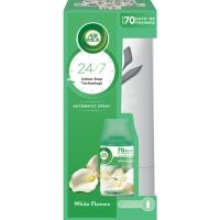 Automatický osvěžovač vzduchu Air Wick Freshmatic - strojek s náplní, bílé květy, 250 ml