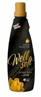Koncentrovaná aviváž Well Done Wellsoft - Black Night, 1 l