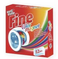 Prací ubrousky pohlcující barvu Well Done Fine - 12 ubrousků