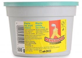 Mycí pasta Dix BHP - abrazivní, citron, 500 g