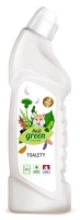 Čistící prostředek na WC Real Green Clean ECO - 750 g