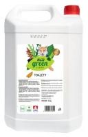 Čistící prostředek na WC Real Green Clean ECO - 5 kg