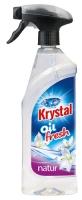Olejový osvěžovač vzduchu Krystal - s rozprašovačem, natur, 750 ml - DOPRODEJ