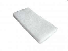 Ruční pad - bílý