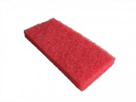 Ruční pad - červený