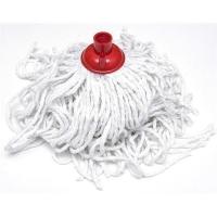 Třásňový mop 200 g - bavlna, hrubý závit