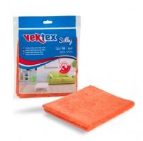 Švédská utěrka Vektex Silky - mikrovlákno, 32x32 cm, 290 g, mix barev