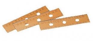 Náhradní žiletky ke okenní škrabce Trim - 25 ks