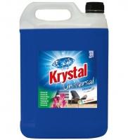 Čistící prostředek Krystal Universal - antibakteriální, 5 l