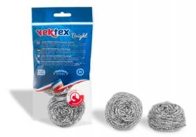 Nerezová drátěnka Vektex Bright - 18 g, 2 ks