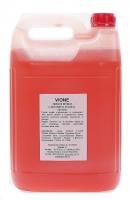 Antibakteriální tekuté mýdlo Vione Extra Hygiene - s glycerinem, avokádo, červené, 5 l
