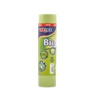 Vypratelná houbová utěrka v roli Vektex Bio - 25x24 cm, 100% přírodní, 12 ks
