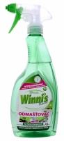 Odmašťovací přípravek Winni's EcoNatura Sgrassatore - s roprašovačem, hypoalergenní, 500 ml