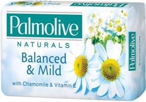 Mýdlo Palmolive Balanced & Mild  - chamomile & vitamin E, 90 g