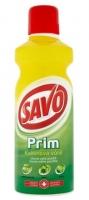 Dezinfekční a mycí prostředek Savo Prim - květinová vůně, 1 l