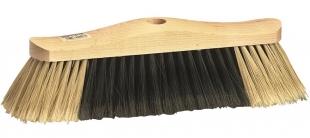 Smeták na hůl - 30 cm, nelakovaný, dřevěný