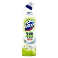 Čistící a dezinfekční prostředek Domestos Total Hygiene WC gel - lime fresh, 700 ml