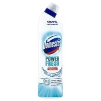 Čistící a dezinfekční prostředek Domestos Total Hygiene WC gel - ocean fresh, 700 ml