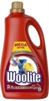 Prací gel Woolite Mix Colors - s keratinem, červený, 60 dávek