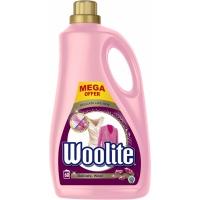Prací gel Woolite Delicate & Wool - růžový, 60 dávek