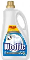 Prací gel Woolite Extra White Brilliance - s keratinem, bílý, 60 dávek