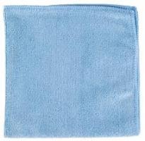 Švédská utěrka - mikrovlákno, 40x40 cm, 250 g, modrá