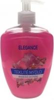 Tekuté mýdlo Elegance - s dávkovačem, exotická orchidej, 500 ml