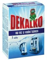 Práškový přípravek na rez a vodní kámen Dekalko - 150 g
