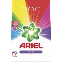Prací prášek Ariel Color - barevné prádlo, 18 dávek